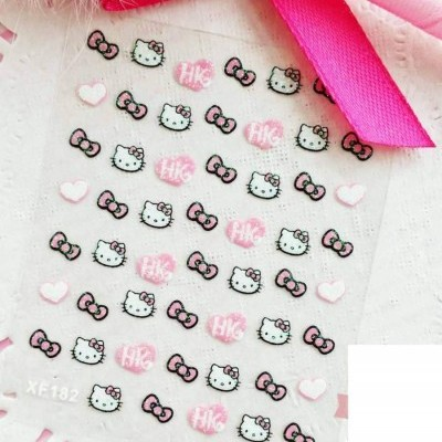 Autocolantes Hello Kitty XF182