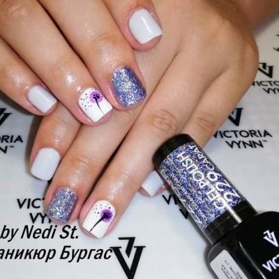 Victoria Vynn Verniz Gel Nº 229 - Opal Diamond - 8 ml
