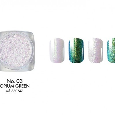 Art Dust - Victoria Vynn - Nº 03 - Opium Green