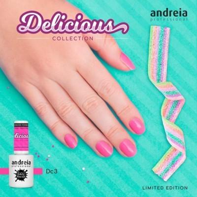 Andreia DC3 - Coleção Delicious