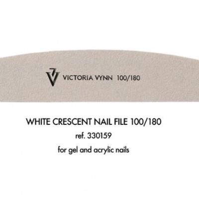 Lima Meia Lua 100/180 - Victoria Vynn - Branca