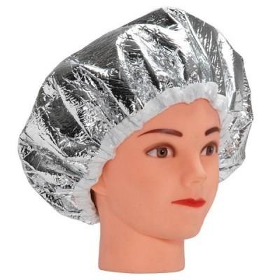 Touca para hidratação de cabelos - Prata