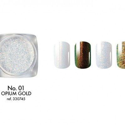 Art Dust - Victoria Vynn - Nº 01 - Opium Gold