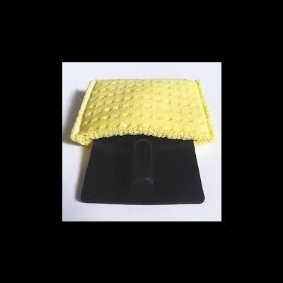 Esponja + Eletrodo de carbono Globus