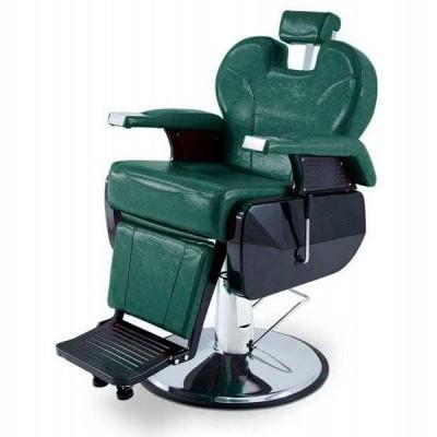 Cadeira de Barbeiro Hidraulica com Base Redonda