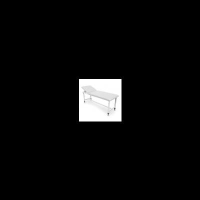 Marquesa fixa com encosto e pernas reguláveis