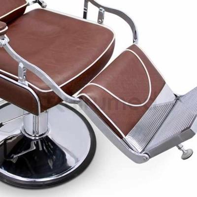 Cadeira de Barbeiro Estilo Retro
