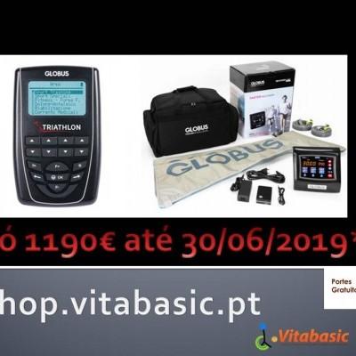 PressCare GSport3 + Eletroestimulador Triathlon