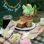 The Perfect Paper Decorations for a Summer Garden Party