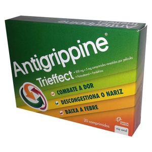 Antigripiine Trieffect