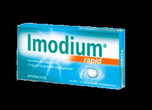 Imodium Rapid 2mg x 10 Comp. Orodisp.
