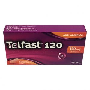 Telfast 120, 120mg x 10 Comp Rev.