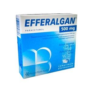 Efferalgan 500mg x 16 Comprimidos Efervescentes