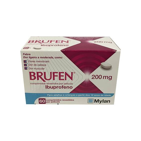 Brufen 200 mg x 60 Comprimidos