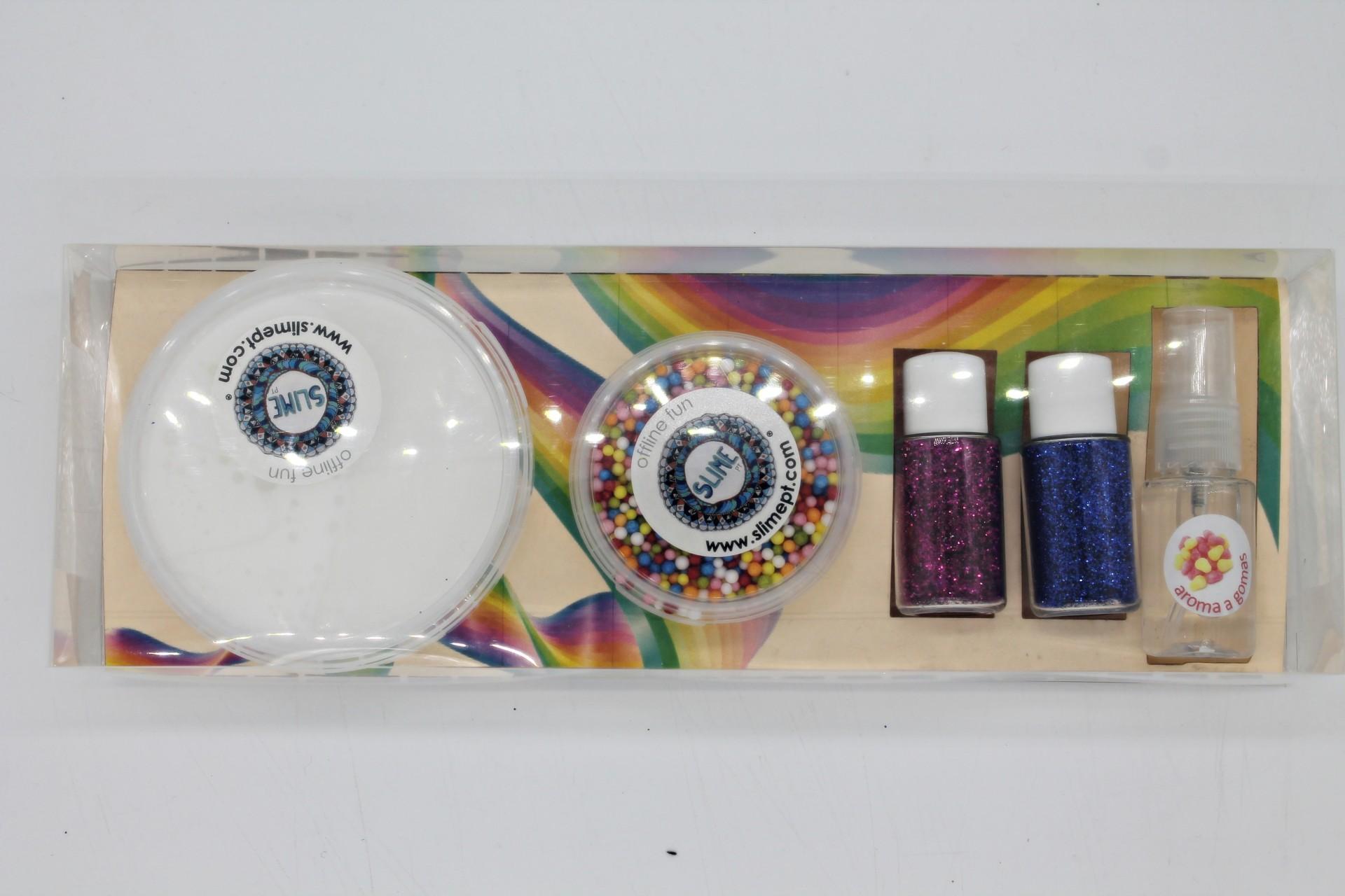 Kit Decoração de Slime - Mix