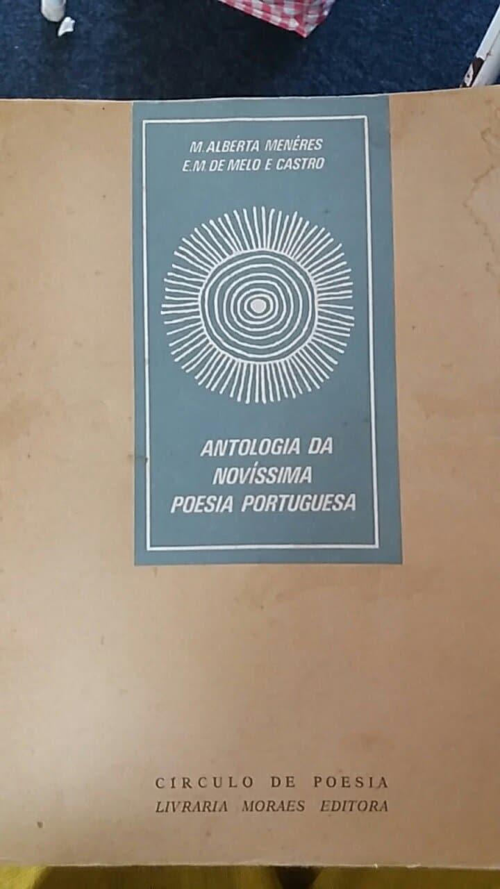 Antologia da Novíssima Poesia Portuguesa
