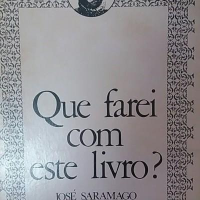 Que farei com este livro?
