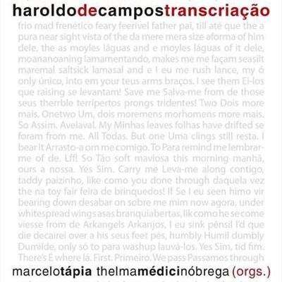 Haroldo de Campos: transcriação