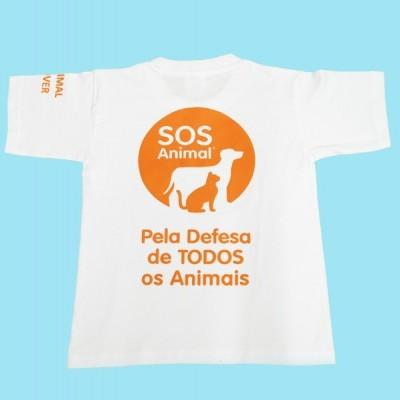 T-shirt Criança - Animal Lover