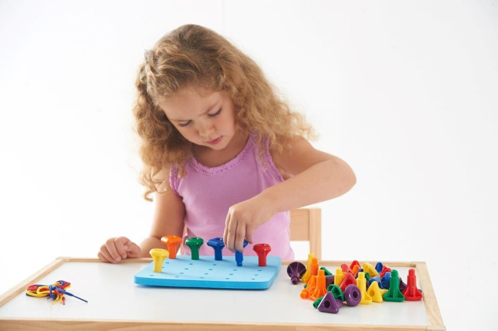 Giant pegs and Board set