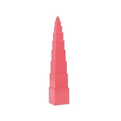 THE PINK TOWER