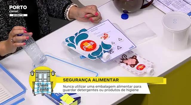 Pacotinhos, Pacotes, Saquetas,...