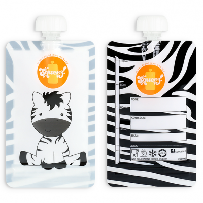 Pack 6 - Leão ou Zebra 100ml