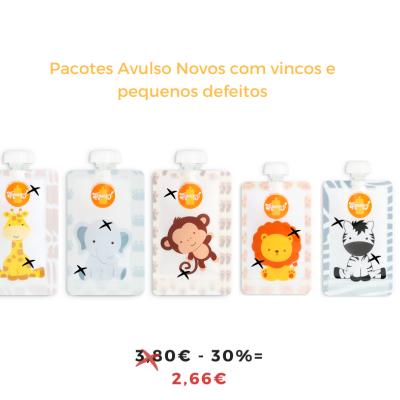 -30% DESCONTO Pacotes Avulso Vincados