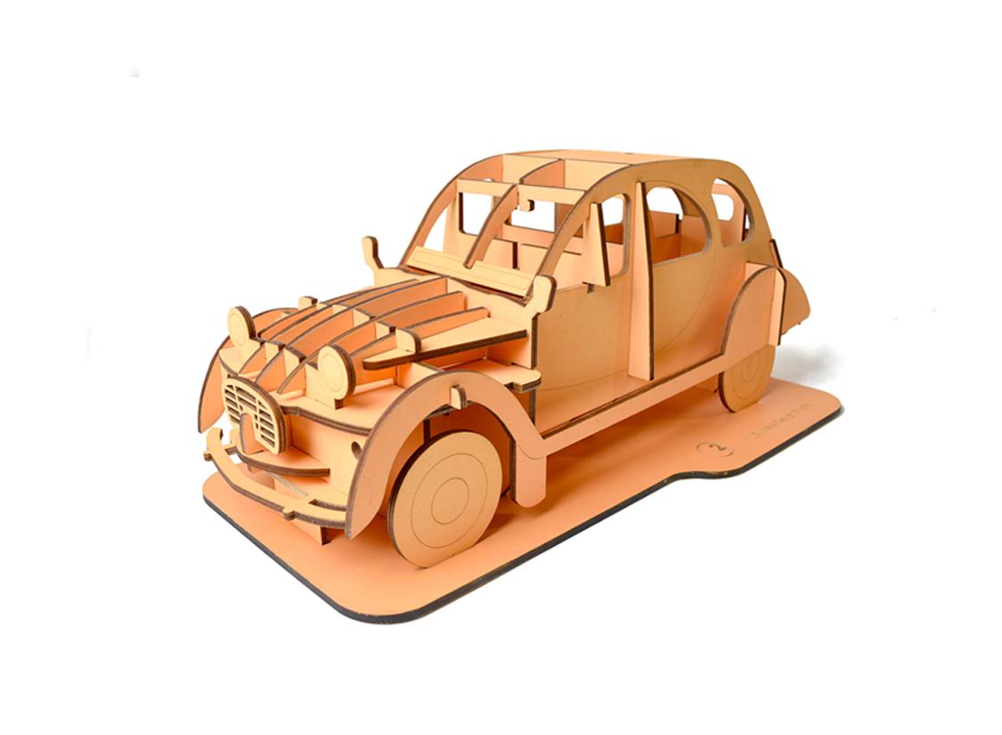 3D PUZZLE - LARGESCALE
