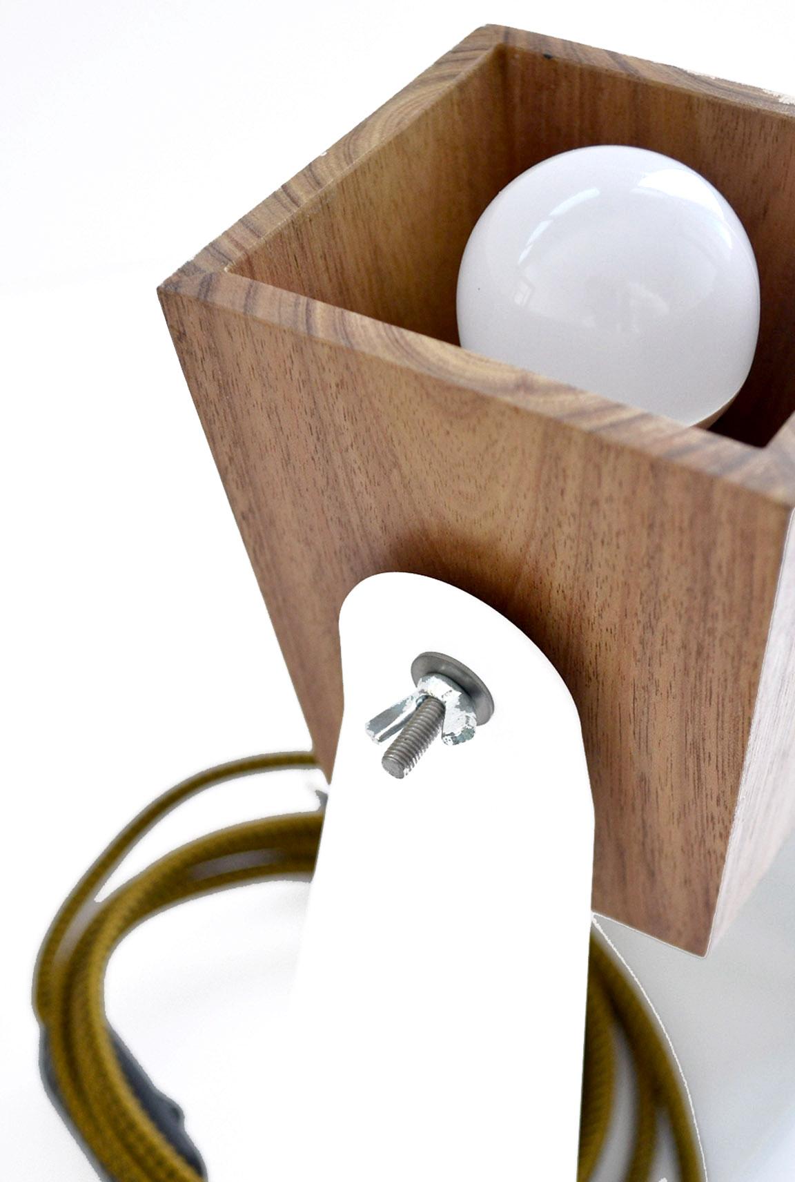 I DO! Lamp | White (Acácia)