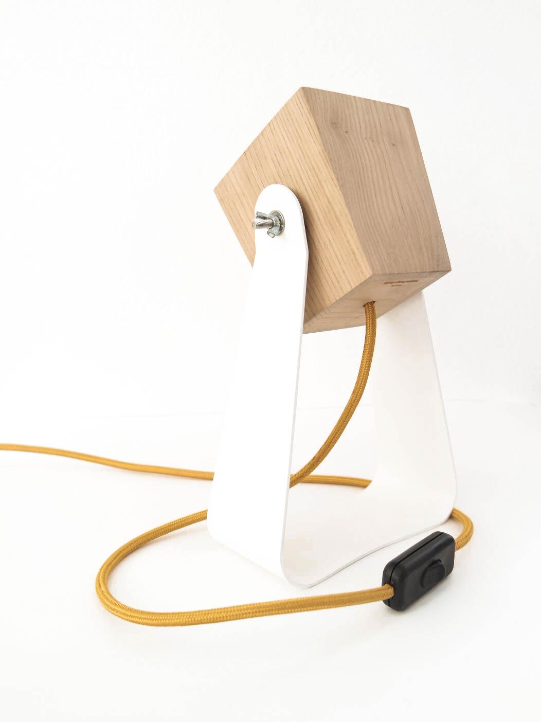 I DO! Lamp  (Branco)