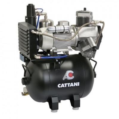 Compresor AC 310 para 1 fresadora de CadCam