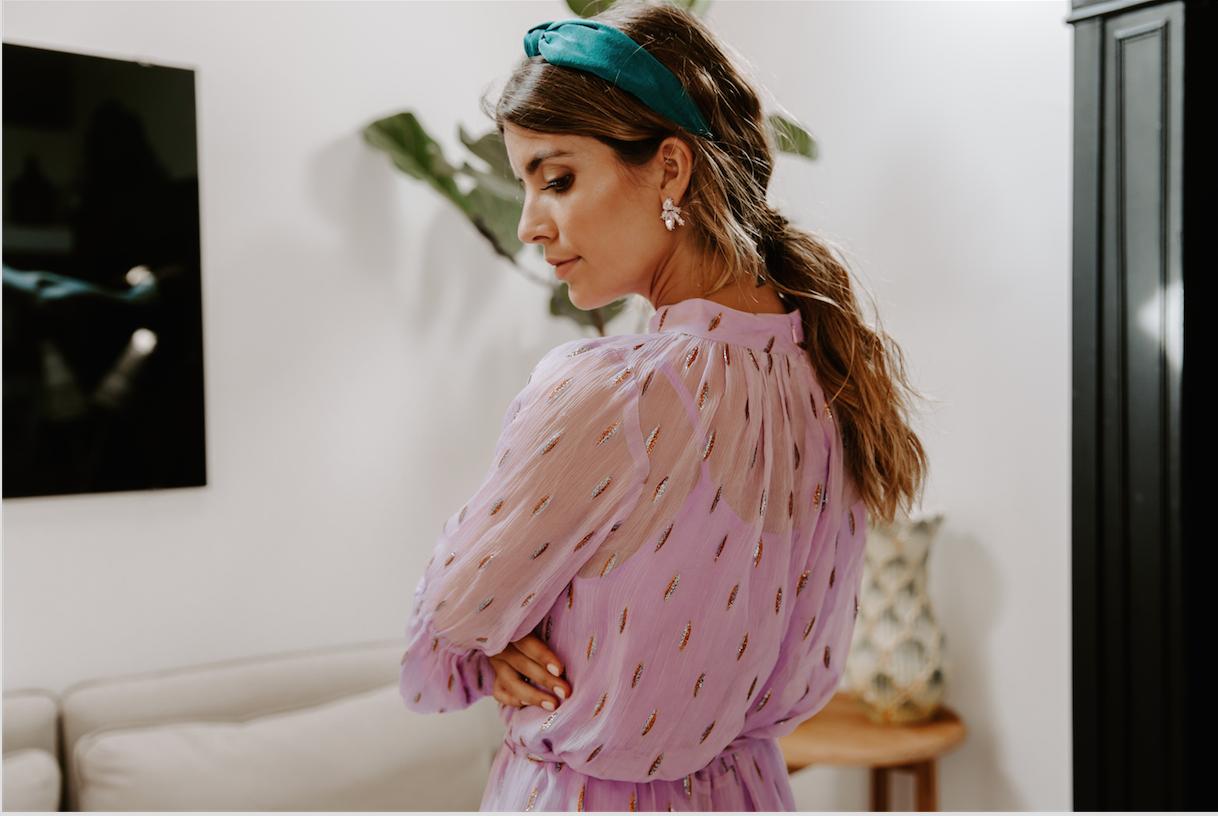 Vestido Shimmery