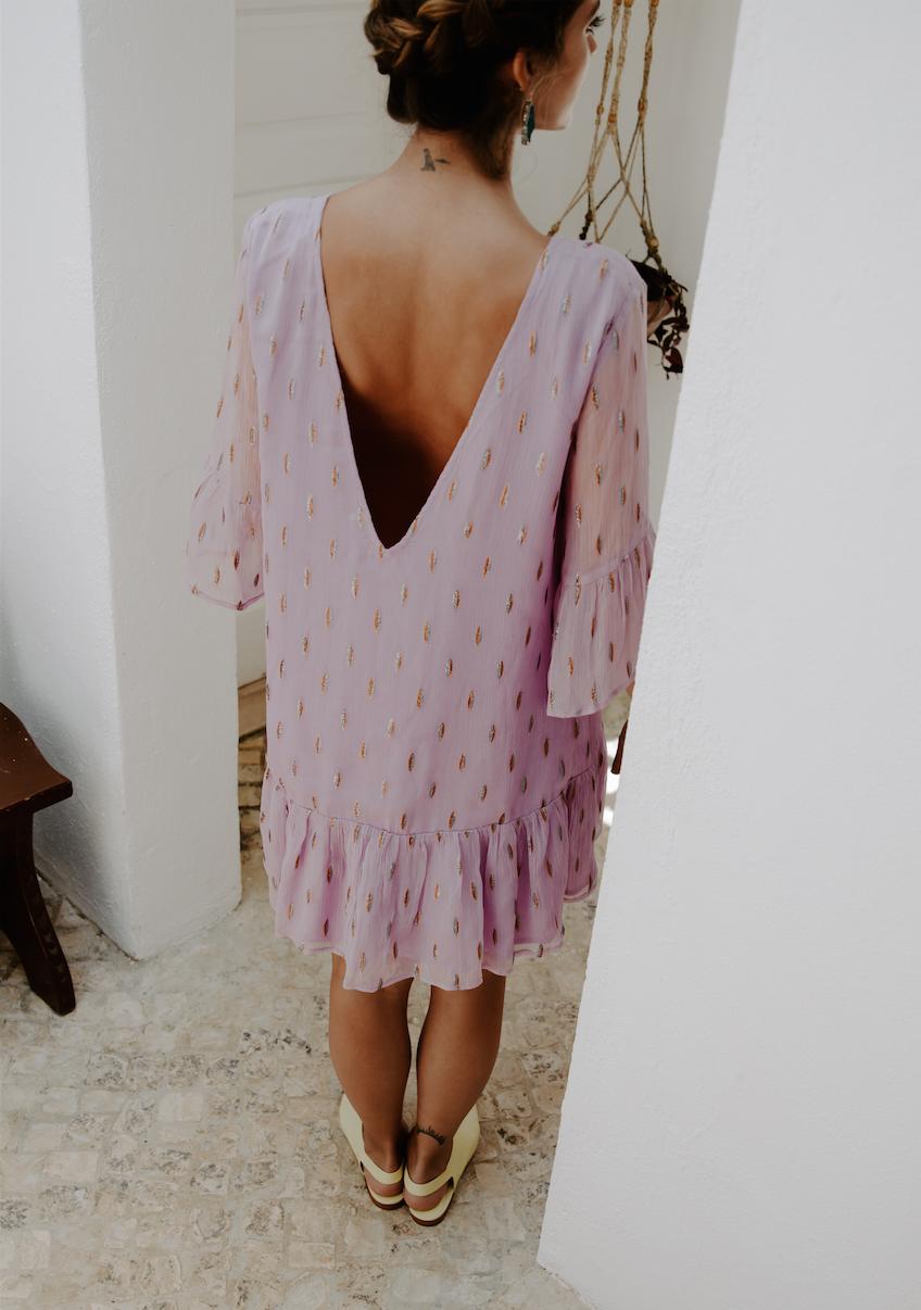 Vestido Luminous