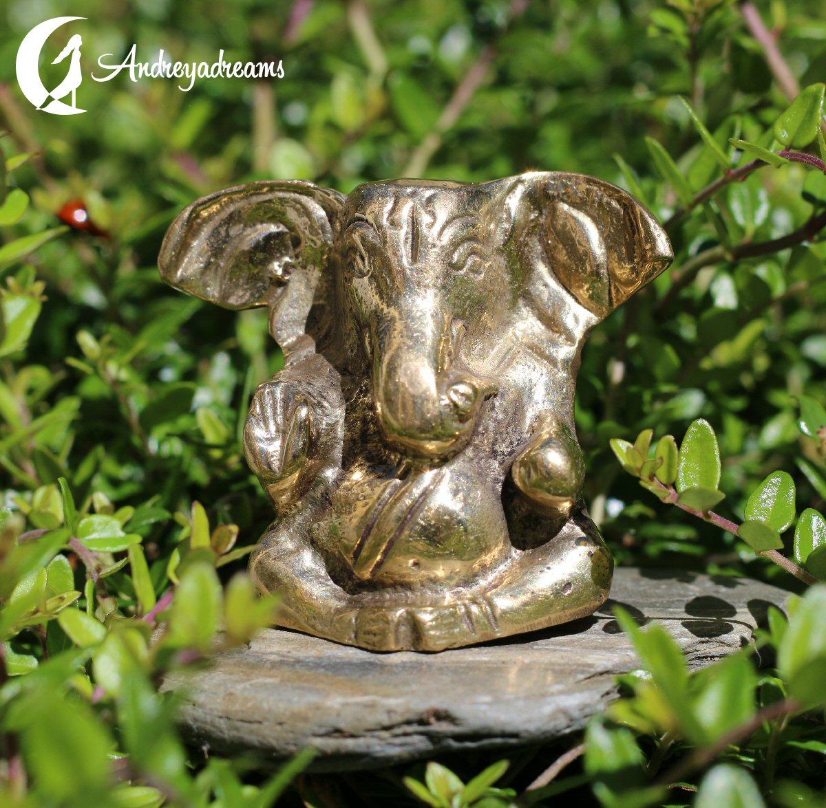 Ganesha Bronze 5cm