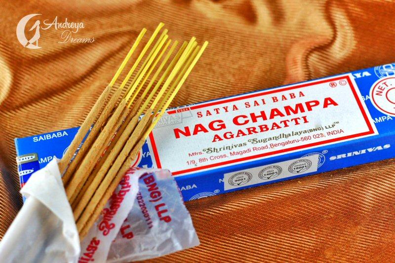 Incenso NAG CHAMPA - Satya Sai Baba