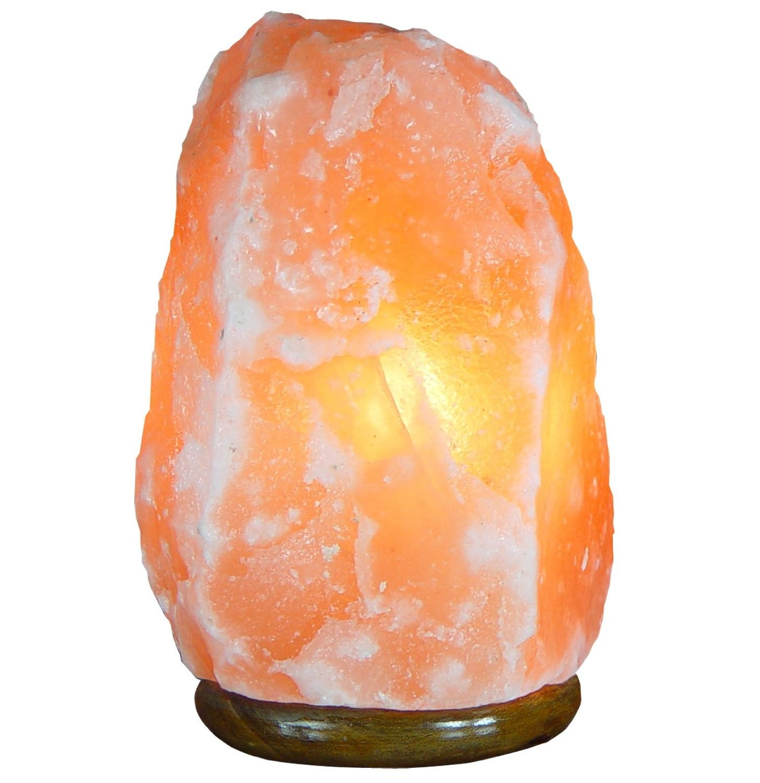 Candeeiro Pedra de Sal dos Himalaias 5Kg a 7Kg