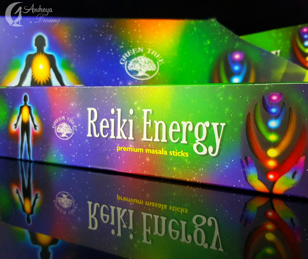 Incenso Reiki Energy