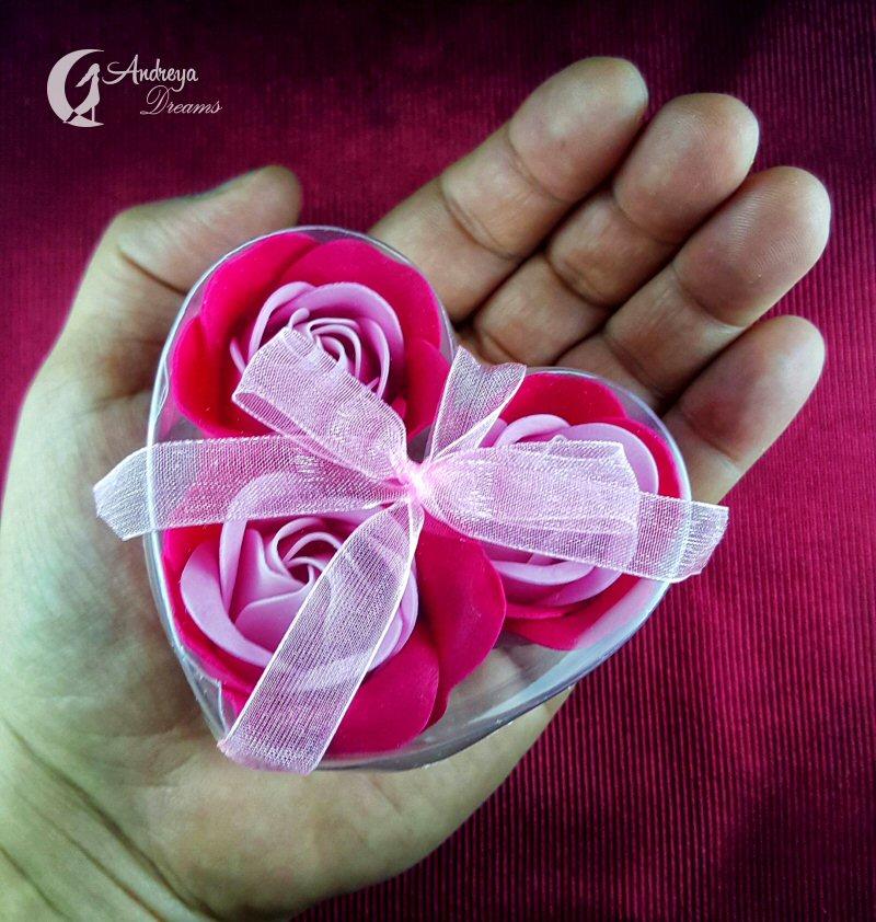 Rosas de Sabão