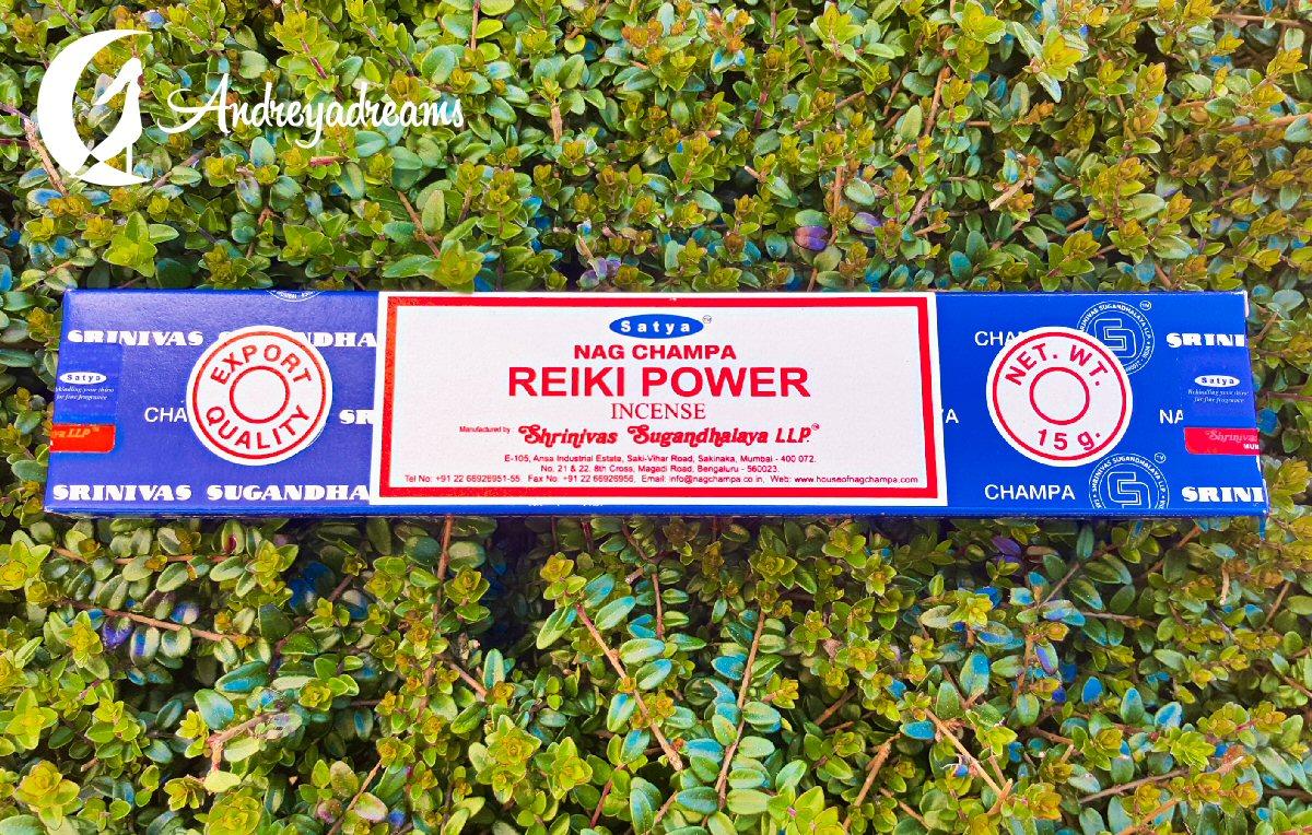 Incenso Reiki power