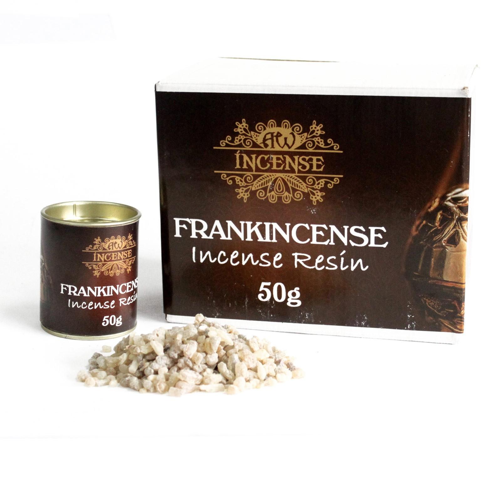 Resina Frankincense - 50gr