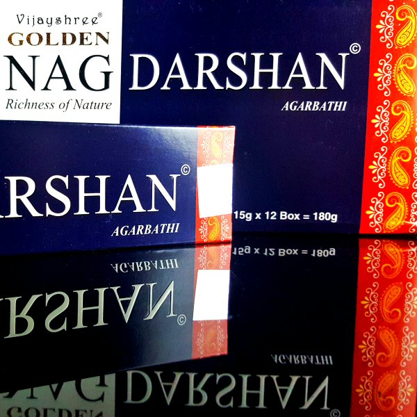 Incenso Nag Darshan