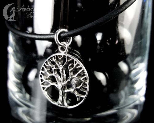 Árvore da Vida em Prata