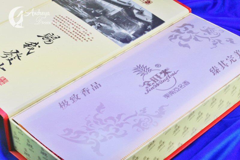 Incenso Jin Wan Lai - Riquezas Rosa