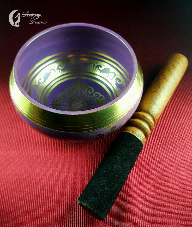 Taça Tibetana Média