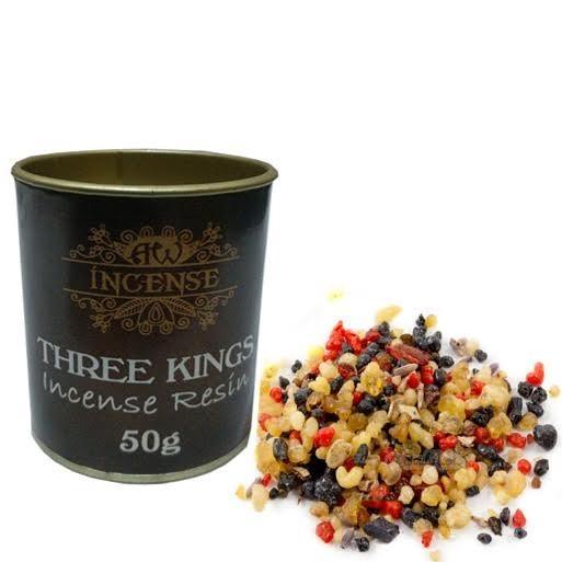 Incenso Três Reis em Grão - 50gr