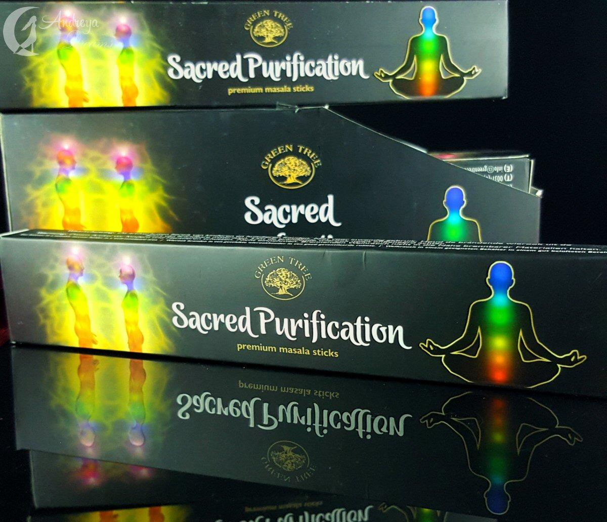 Incenso Purificação Sagrada