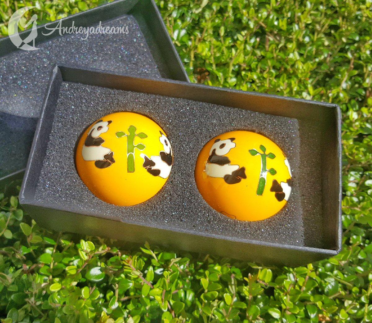 Bolas Chinesas - Baoding