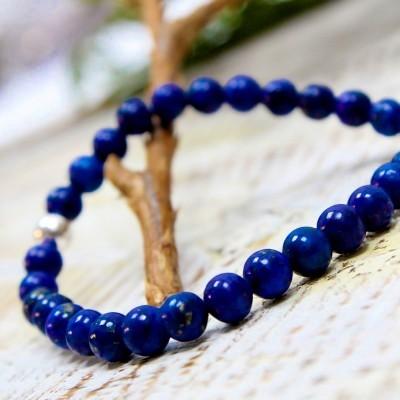 Pulseira Lápis Lazuli