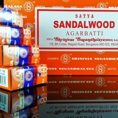 Incenso Sandalwood